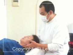 温灸療法とマッサージ
